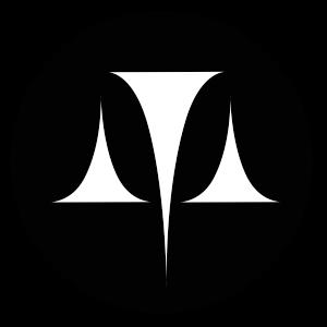 logo with transparent ellipse